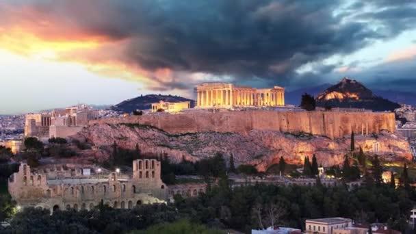 Αθήνα Βίντεο αρχείου, royalty-free Αθήνα Πλάνα | Depositphotos®