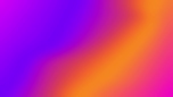 Color animation. Multicolored smooth moving liquid gradients of warm pastel shades. Modern abstract compositions. Minimal futuristic cover design. 4K