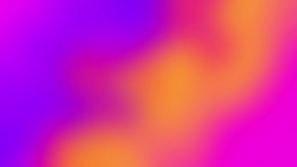 Color animation. Multicolored smooth moving liquid gradients of warm pastel shades. Modern abstract compositions. Minimal futuristic cover design. 4K bright background.