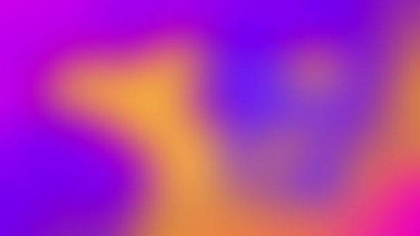 Color animation. Multicolored smooth moving liquid gradients of pastel shades. Modern abstract compositions. Minimal futuristic cover design. 4K