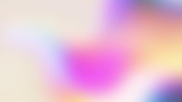 Sokszínű mozgó, keverő gradiensek. Színes animáció. Modern absztrakt kompozíciók könnyű pasztell színekben. Minimális futurisztikus burkolat. 4k, univerzális háttér