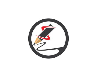 Education logo vector template