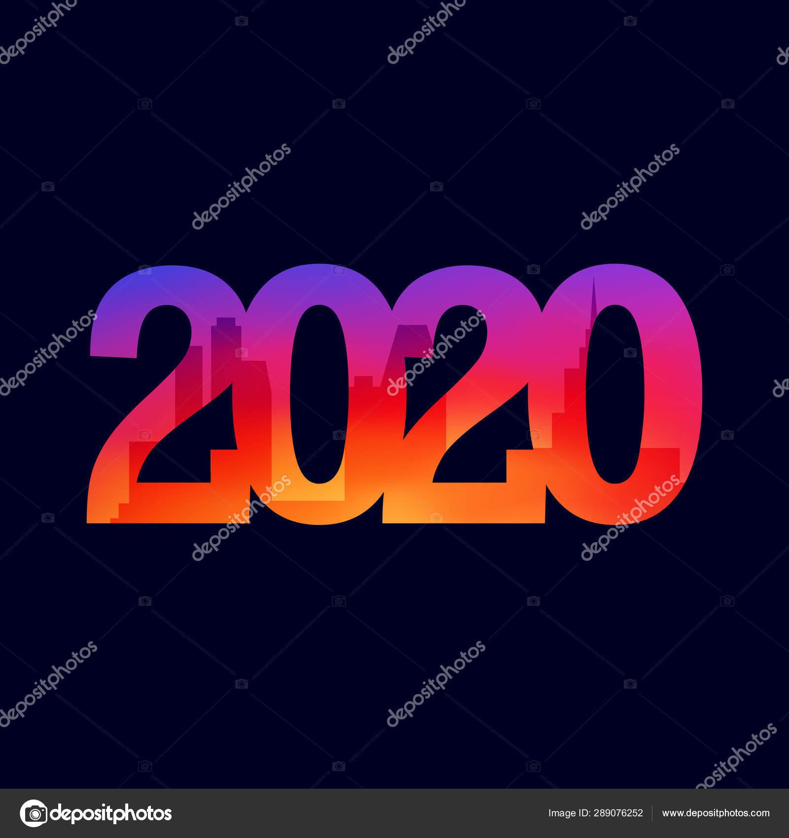 2020 Lettering Feliz Natal E Feliz Ano Novo 2020