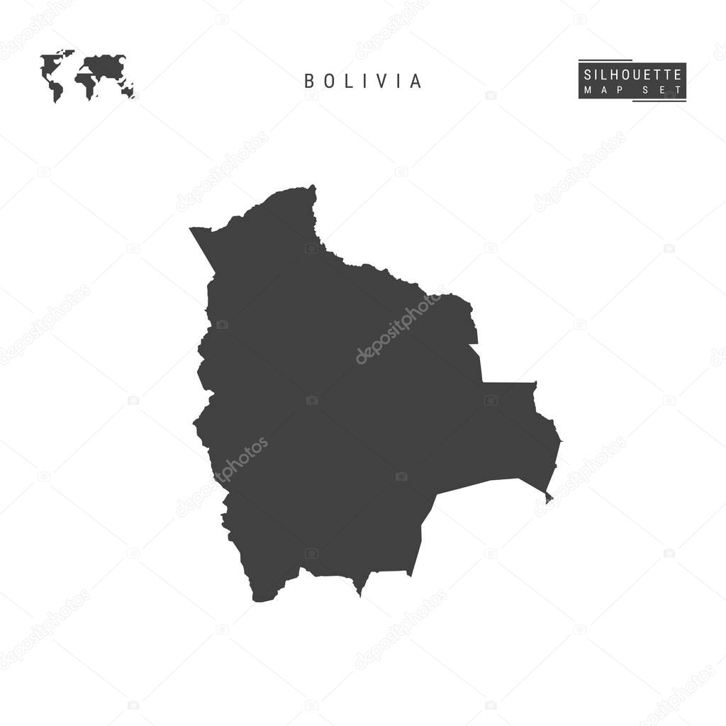 Picture of: Bolivia Blank Vector Map Isolated On White Background High Detailed Black Silhouette Map Of Bolivia Premium Vector In Adobe Illustrator Ai Ai Format Encapsulated Postscript Eps Eps Format