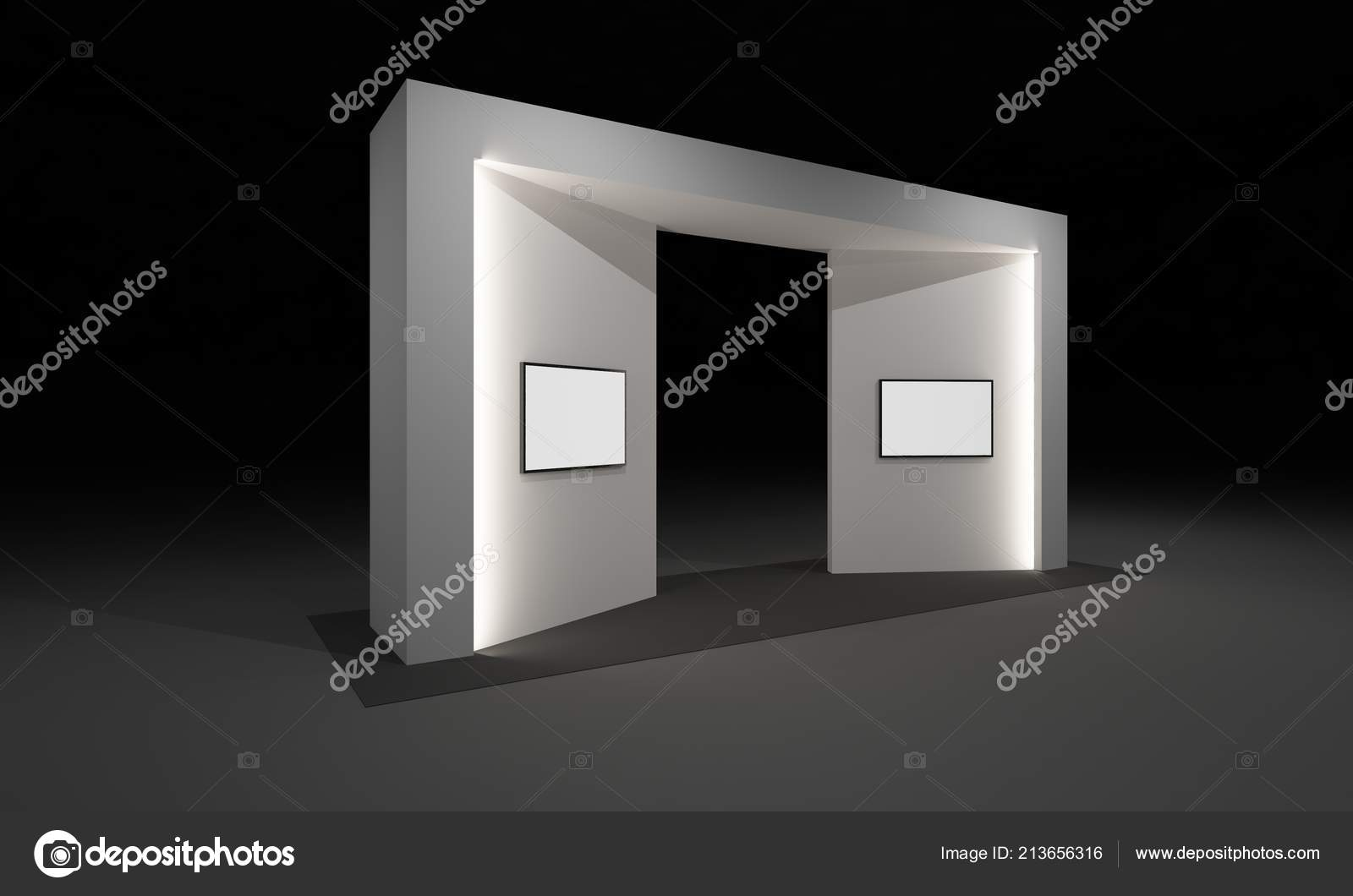 Exhibition Booth Icon : Stock illustration sofa icon brown colored yellow outlines