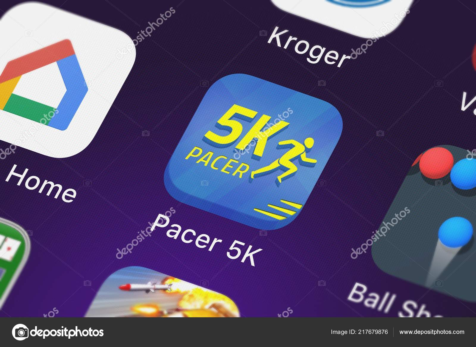 London United Kingdom September 2018 Pacer Run Faster Races Mobile