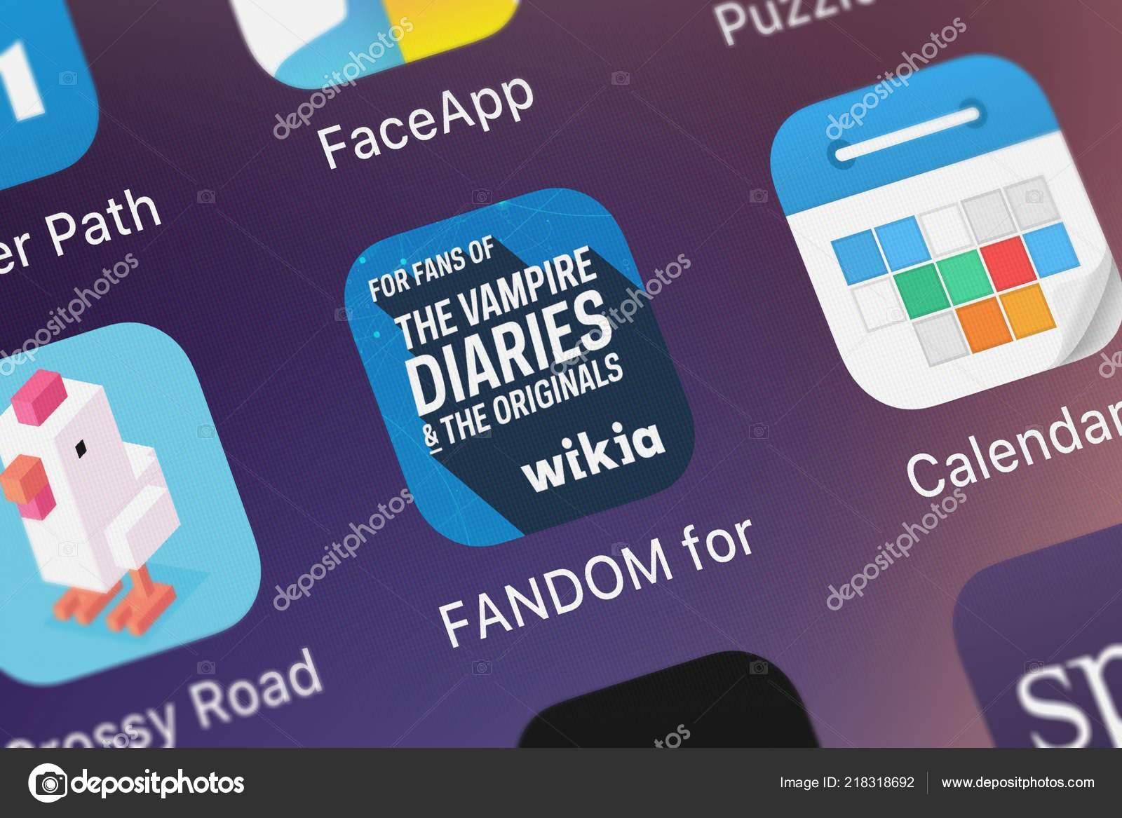 23+ Vampire Diaries App Logo Background