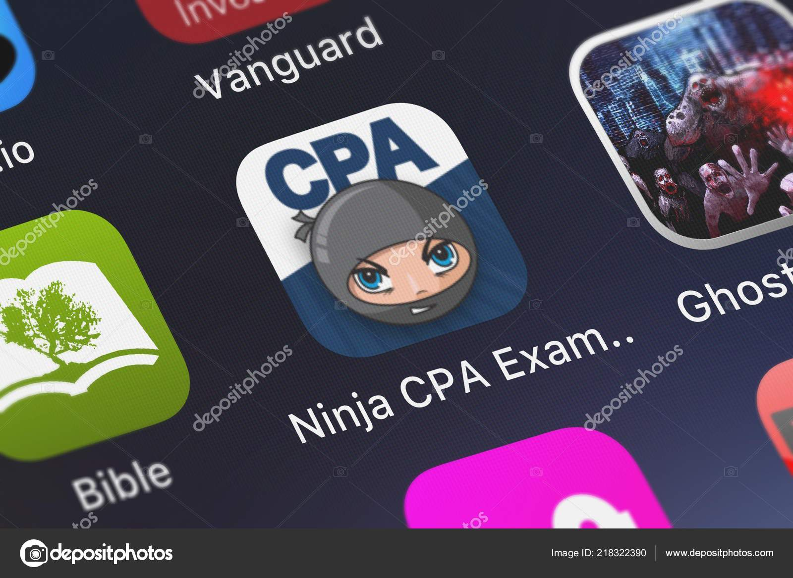 London United Kingdom October 2018 Ninja Cpa Exam Flashcards Mobile
