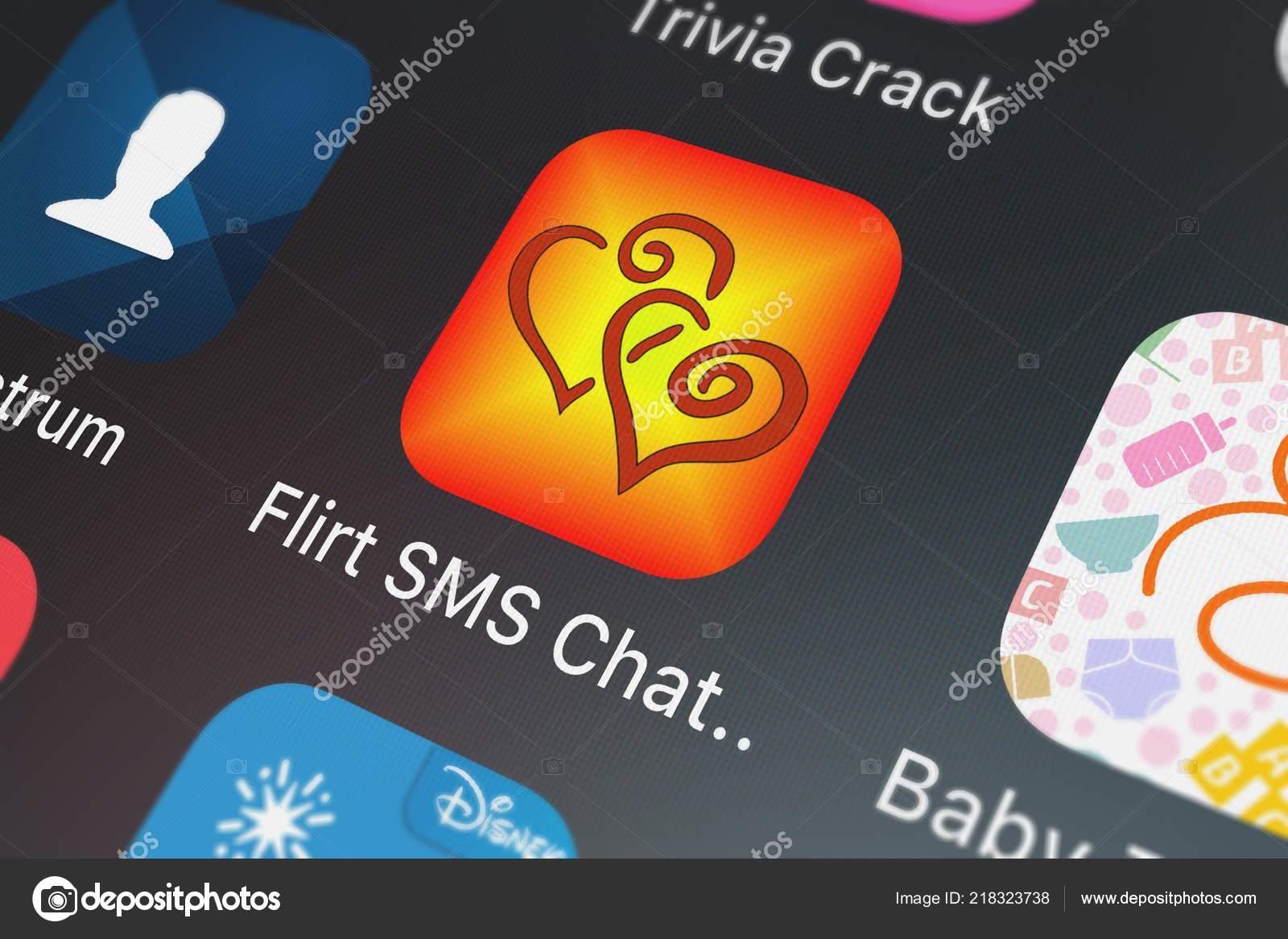 sms flirt chat
