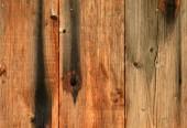 Sfondo di parete in legno vecchio granaio di legno