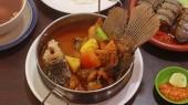indonéské jídlo a nápoje