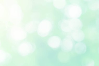 Green  blur background abstract, the nature light bokeh background