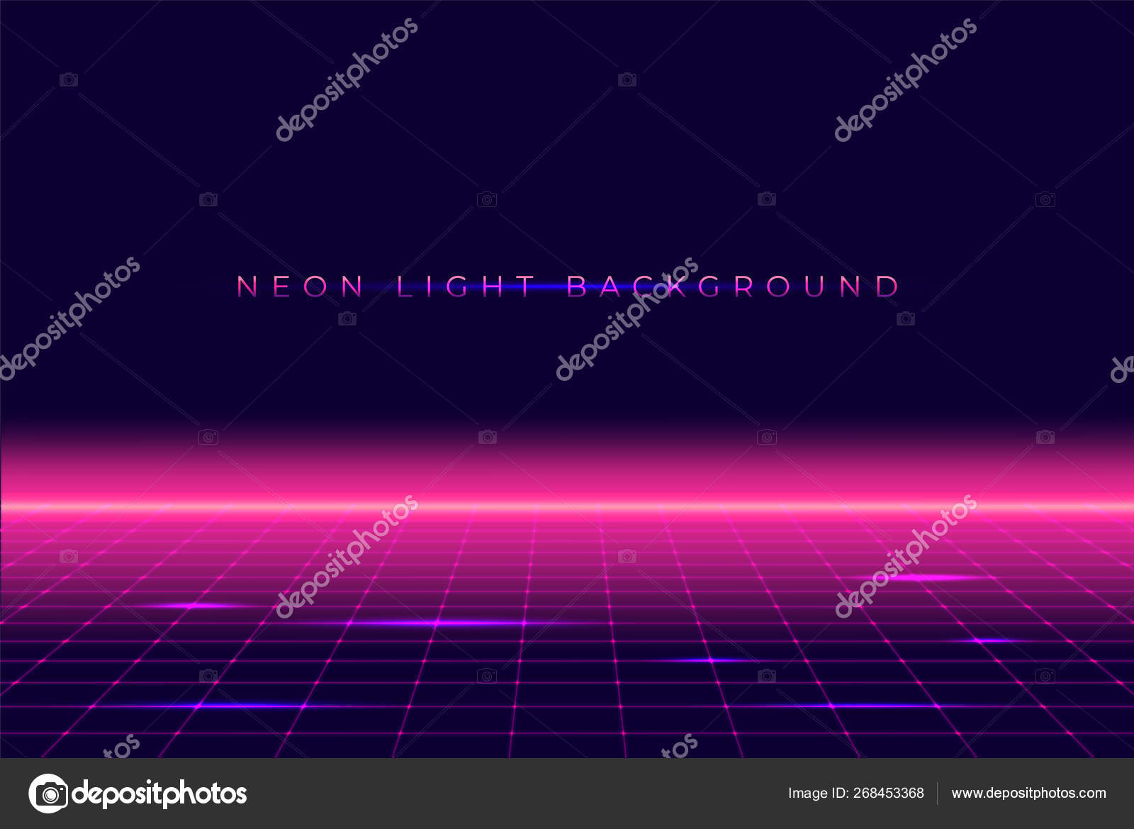 Background Landscape 80s Style Synthwave Retrowave Wallpaper
