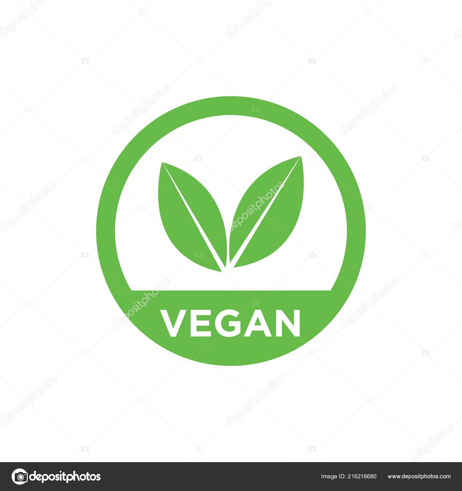 Vegan Icon Vector Illustration — Stock Vector © joseyyoestudio gmail