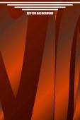 Abstraktní barevné 3d papír, umění ilustrace. Vektorový design rozvržení pro prezentace bannery, letáky, plakáty a pozvánky