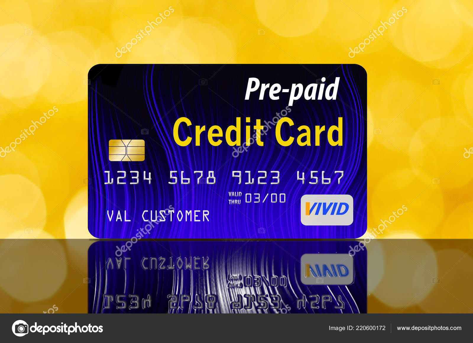 Prepaid Credit Cards >> Here Rechargeable Refillable Prepaid Credit Card Recharge