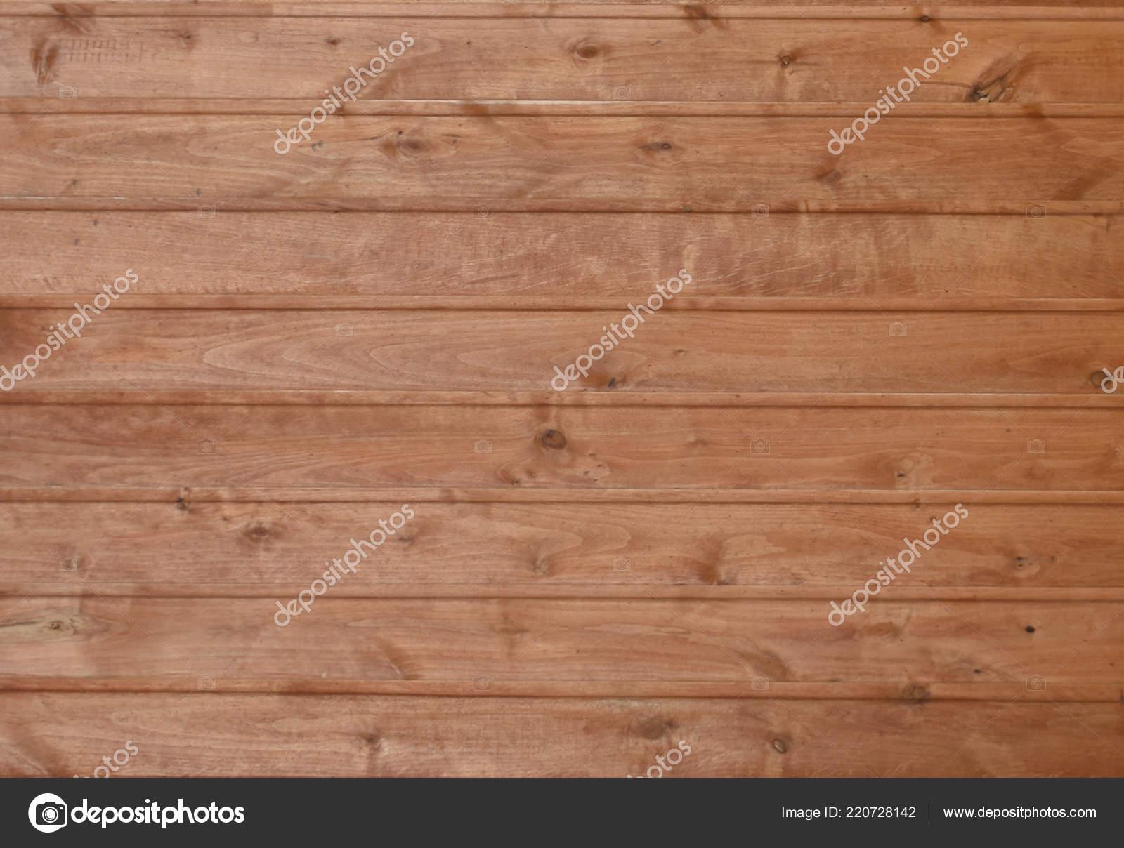Sfondo del rivestimento legno direzione orizzontale u foto stock