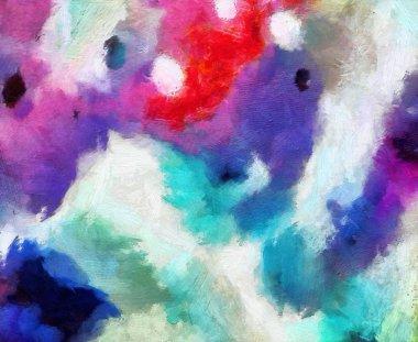 """Картина, постер, плакат, фотообои """"абстрактный фактурный фон. фондовое искусство на баночках картина морской"""", артикул 315752914"""