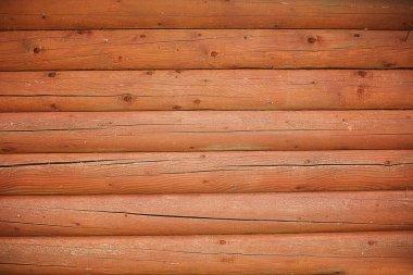 fence background old wooden texture rustic  dark brown Orange gradient of boards