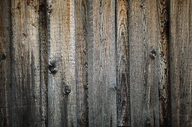 fence background old wooden texture rustic  dark brown gradient of board