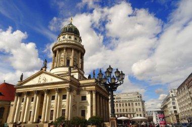Franzsischer Dom, the monumental cathedral in Gendarmenmarkt - Berlin