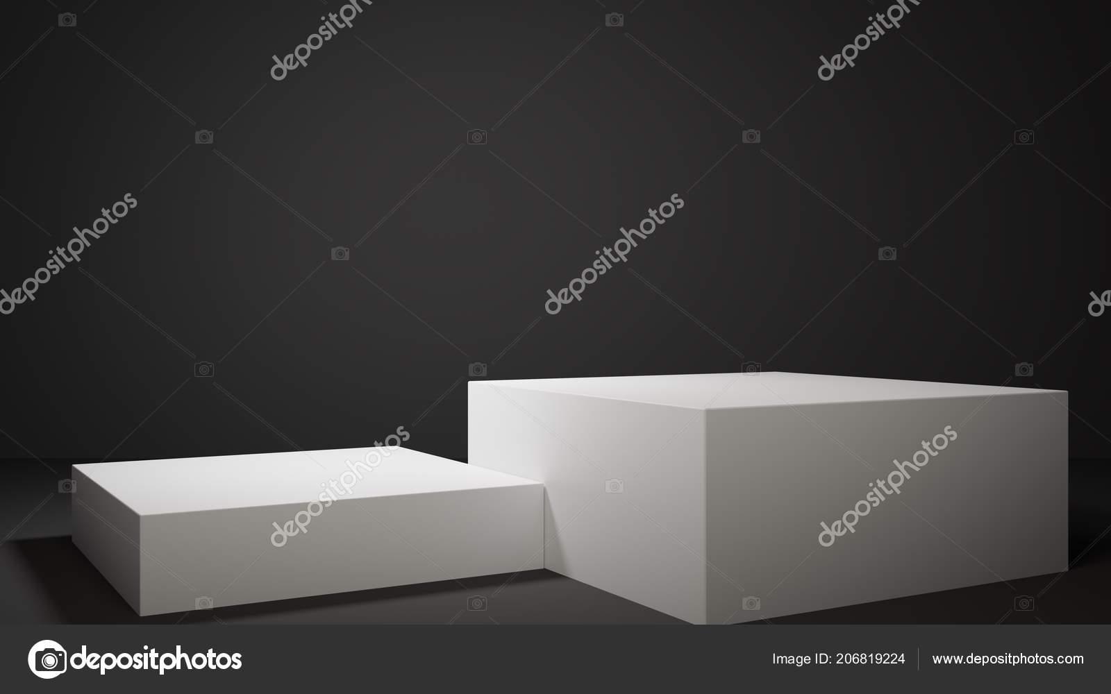 Two dark one white