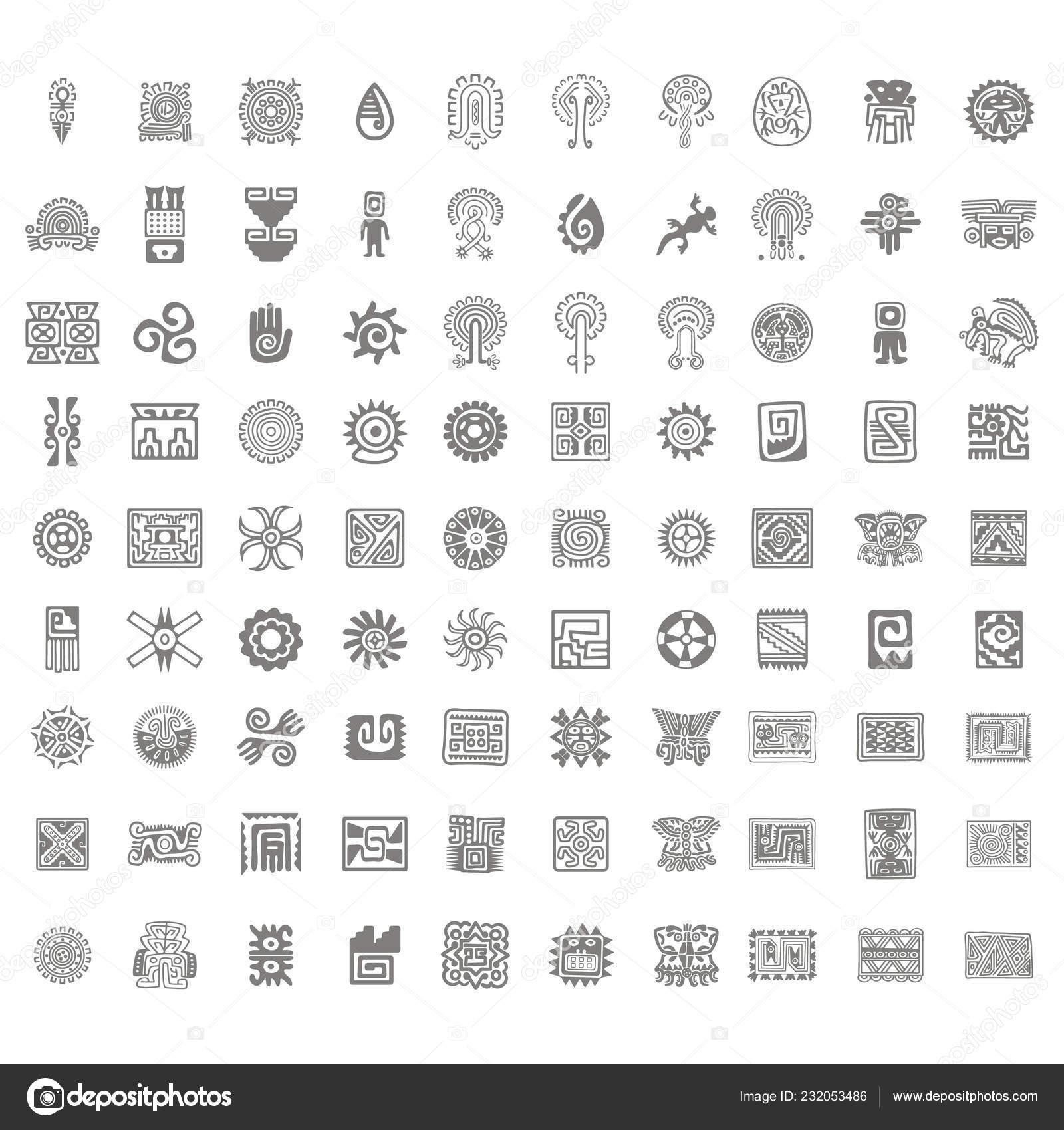 Maya Zeichen Bedeutung