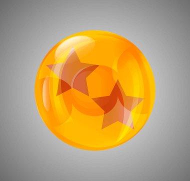 ball star. crystal ball