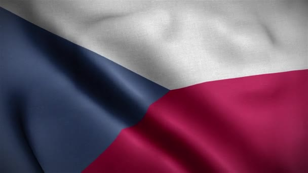 Vlajka České republiky smyčka