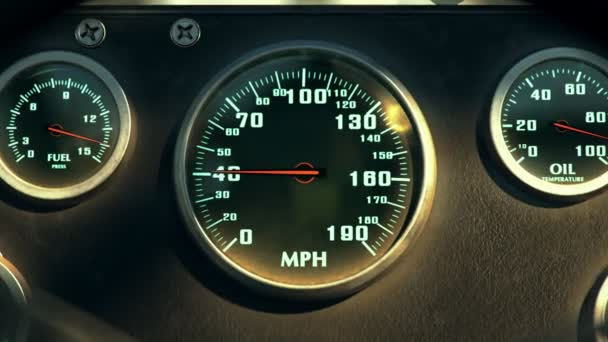 Speedometer Fast Car Automobile Speed Dashboard Accelerate