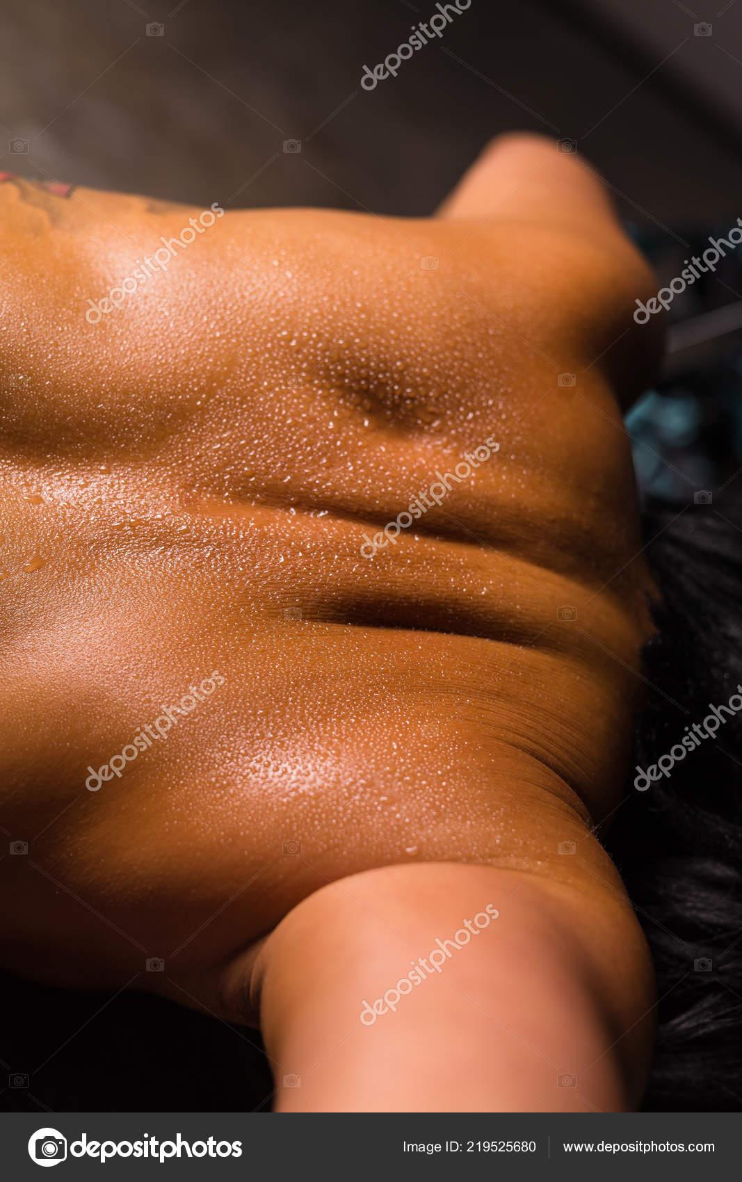 Young nudist close ups