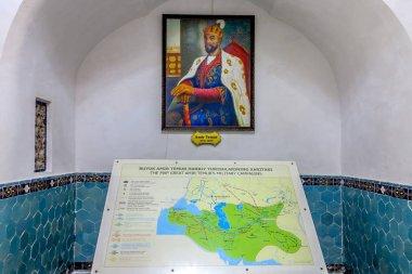 Samarkand Gur-e Amir Mausoleum 06
