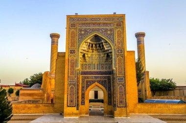 Samarkand Gur-e Amir Mausoleum 20