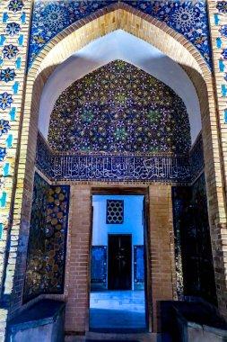 Samarkand Gur-e Amir Mausoleum 31