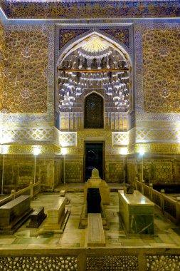 Samarkand Gur-e Amir Mausoleum 32
