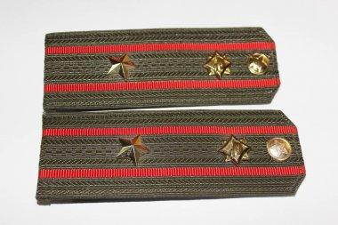Officer Shoulder Boards