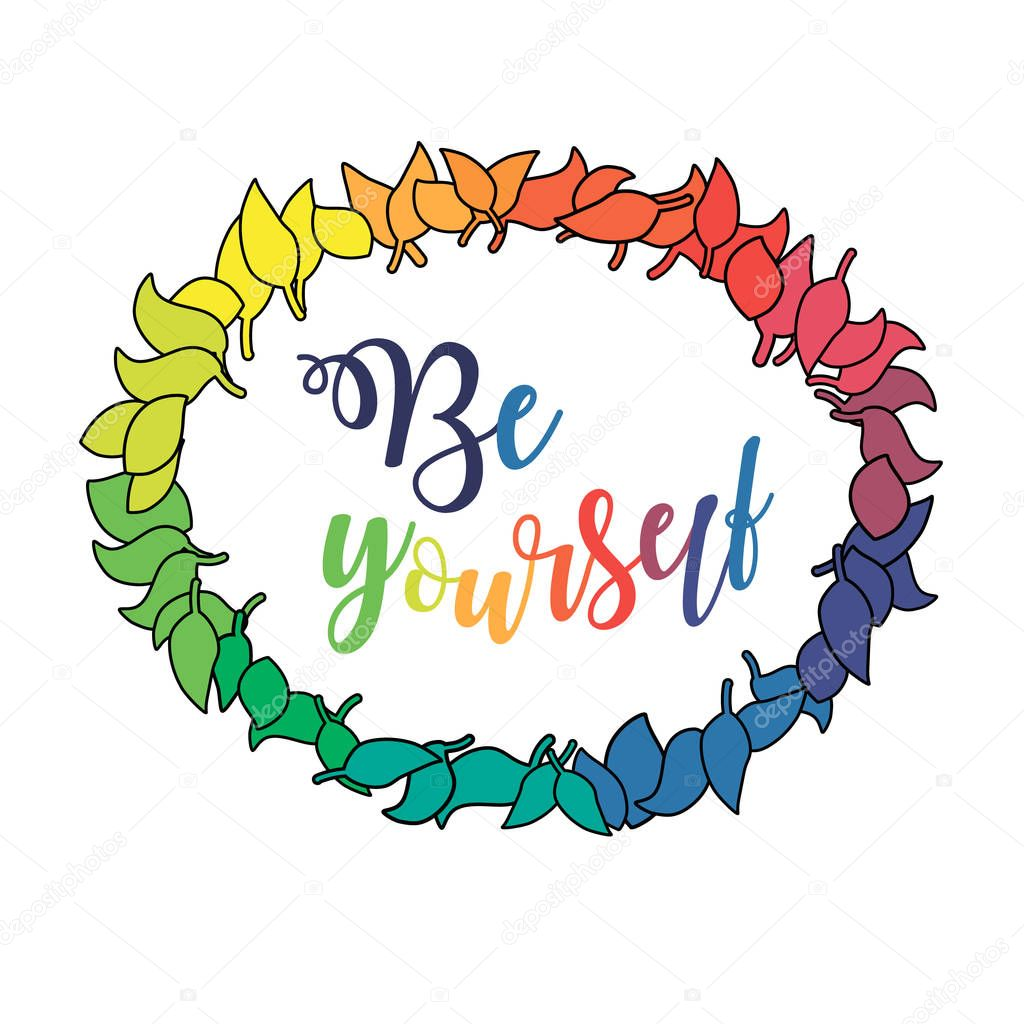 Be Yourself Queer