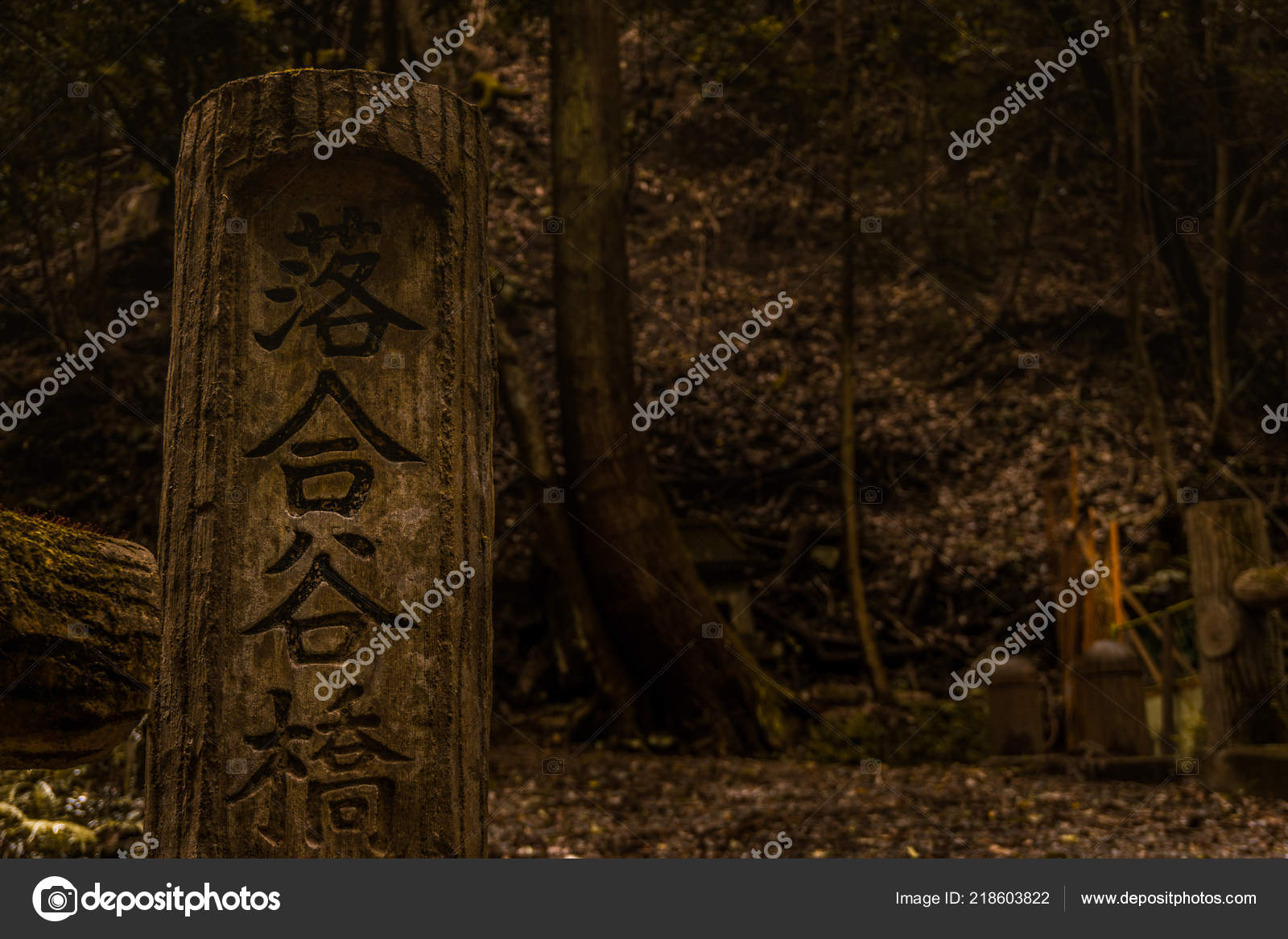 Bridge Sign Green Tones Read Ochiaitani Bridge — Stock Photo
