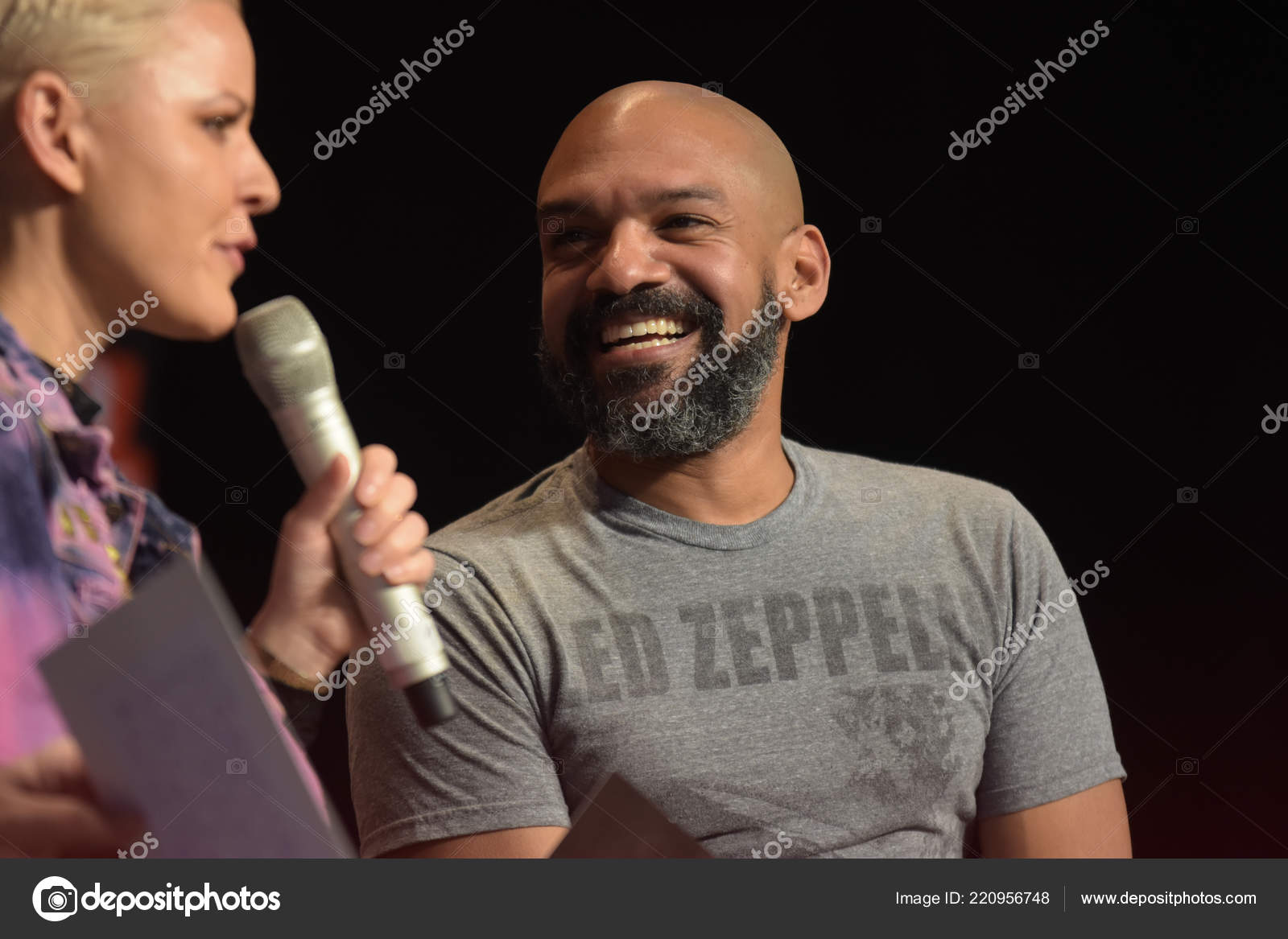 Khary Payton walking dead contract