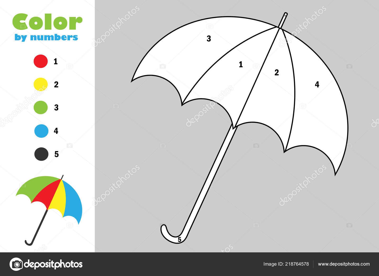 photo regarding Printable Umbrella known as Photos: printable umbrella Umbrella Cartoon Style and design Colour