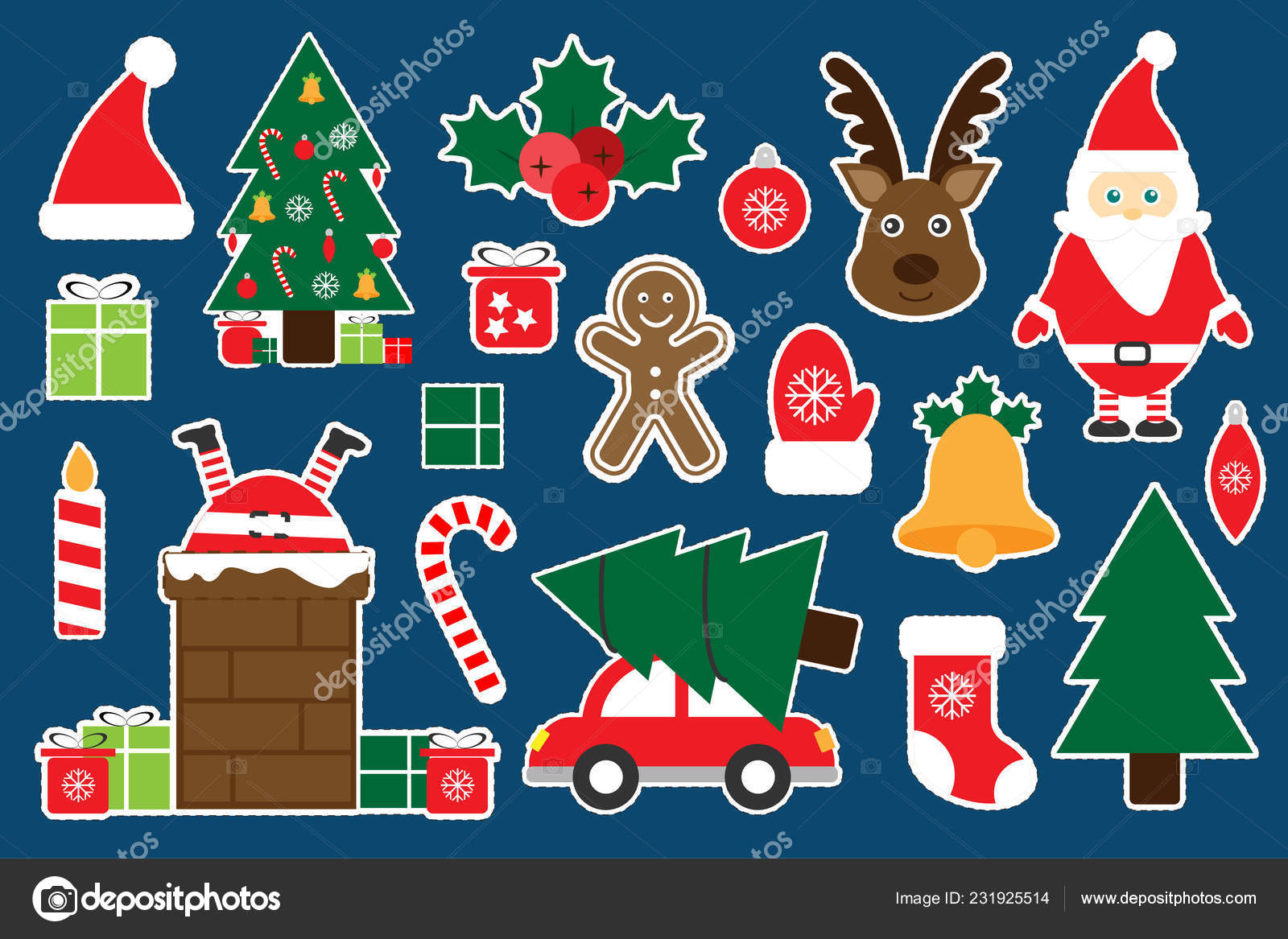Pictures Christmas Kids Different Colorful Christmas