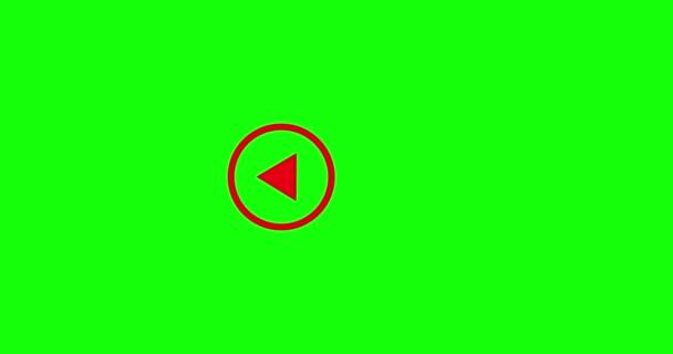 Znamení Live Stream. Červený symbol, tlačítko živého vysílání, vysílání, symbol online proudu. Alfa kanál. Pro televizi, pořady a sociální média živá vystoupení