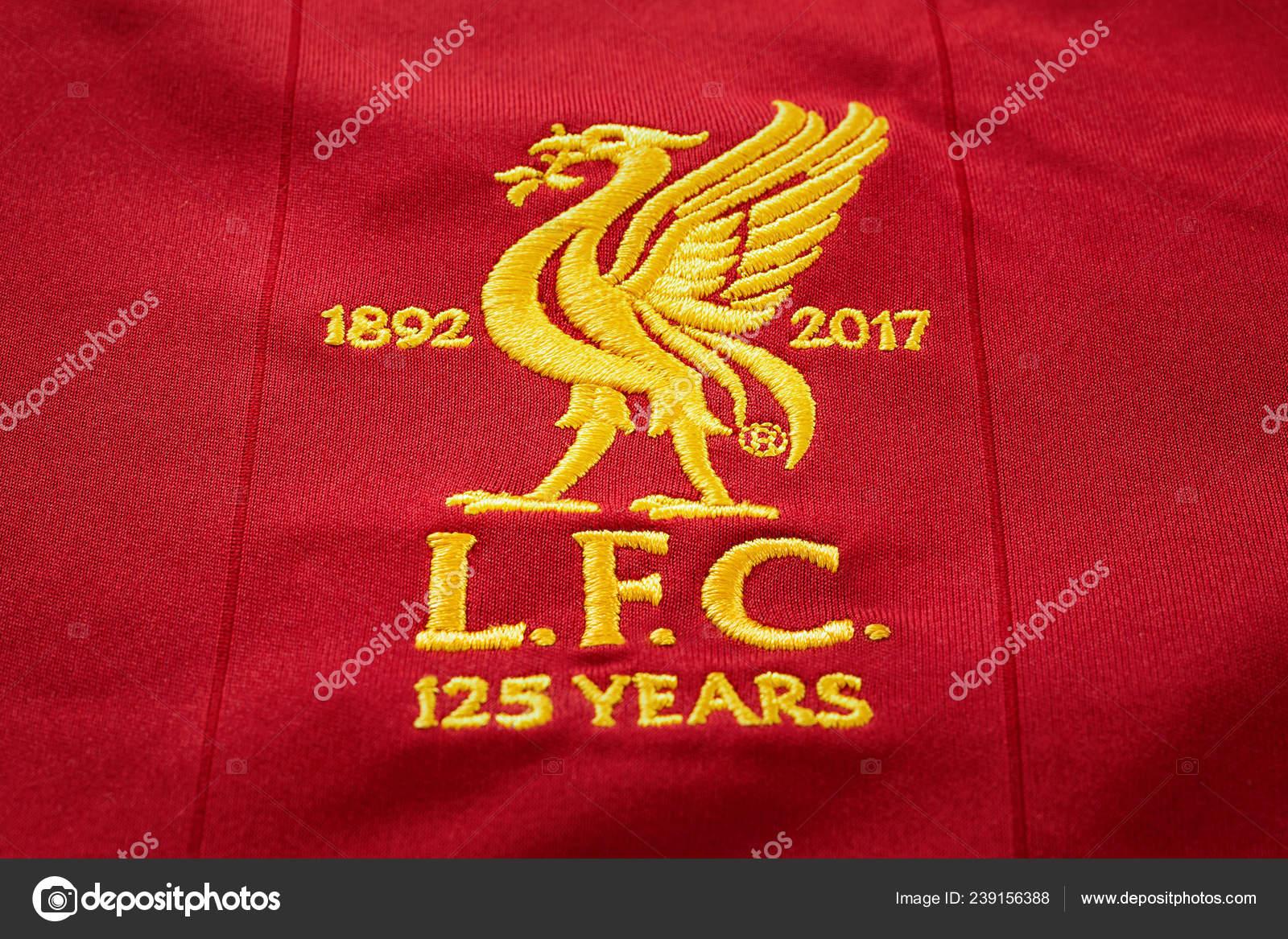 size 40 eb8b6 45de2 Bangkok Thailand January 2019 Close Liverpool Football Home ...