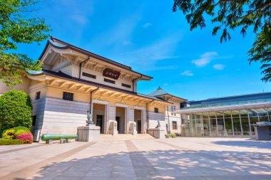 Yushukan military and war museum in Yasukuni Shrine in Tokyo, Japan