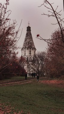 magia Ecclesiae, et sumptus in Moscoviae scriptor Kolomenskoye Park