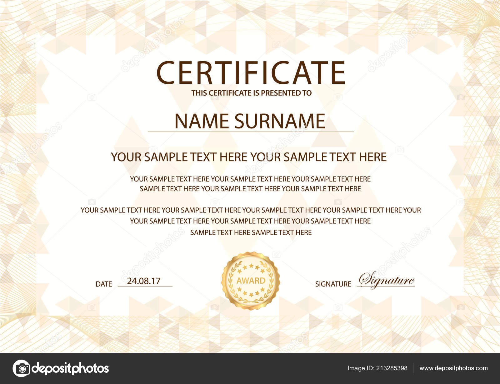 It is an image of Free Printable Certificates of Achievement intended for superlative