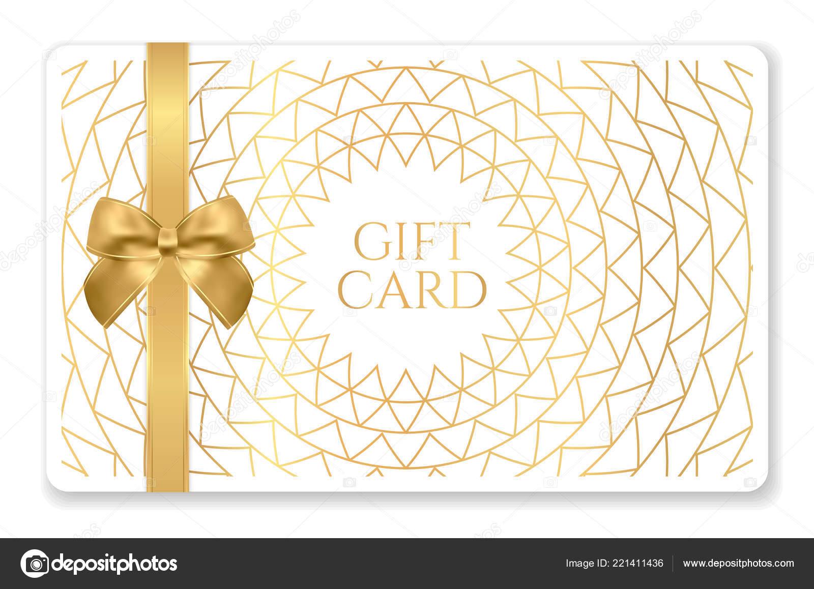 Carte Cadeau Polygone.Carte Cadeau Avec Arc Motif Texture Triangle Geometrie