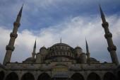 Photo old Hagia Sophia Museum , Istanbul, Turkey