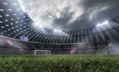 Profi sport labdarúgó stadion.