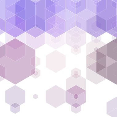 abstract purple triangles. abstract illustration. vector background. eps 10